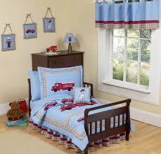 frankie u0027s fire truck toddler bed set by jojo only 99 99