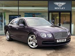 bentley turbo r 2015 used bentley continental flying spur cars for sale drive24