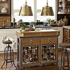 crate and barrel kitchen island chef s kitchen island with drawers williams sonoma