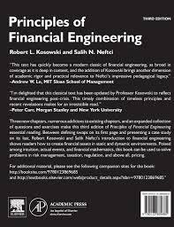 principles of financial engineering robert kosowski salih n