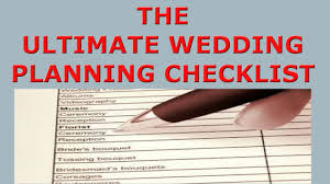 ultimate wedding planner the ultimate wedding planning checklist all you need for the