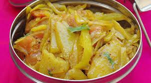 cuisiner du choux blanc recette de cuisine indienne à base de chou