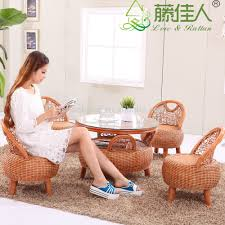 Wood Furniture Rate In India Hotselling Wicker Bamboo Cane Wood Furniture Sofa Set Price Buy