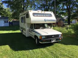 toyota motorhome toyota motorhome class c rv for sale in pennsylvania