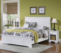 white queen bedroom set innards interior