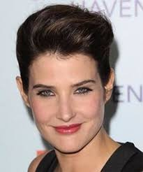 easy medium hairstyles for moms on the go cobie smulders cobie smulders