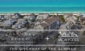 Rosemary Cottage Rentals by Win A 5 000 Beach Vacation Courtesy Of Rosemary Beach Cottage