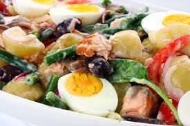 egg salad ina garten healthy and delicious niçoise salads the heritage cook
