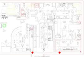 kitchen layout restaurant kitchen blueprints layout 5838669379