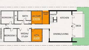 Floor Plan For Kids What The Blockheads Are Planning For Kids Bedroom The Block 9now