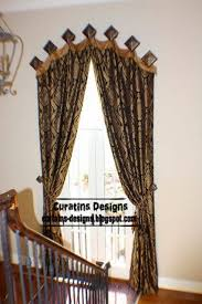 Curved Window Curtains Arched Windows Curtains On The Hooks Arched Windows Treatmentes