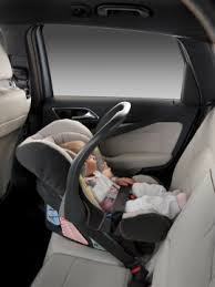 mercedes baby car seat comprehensive child safety programme for the b class big on