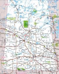 Map Of Canada Cities And Provinces by Highways And Roads Map Of Saskatchewanfree Maps Of Canada