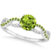 peridot engagement ring 55 best peridot engagement rings images on peridot