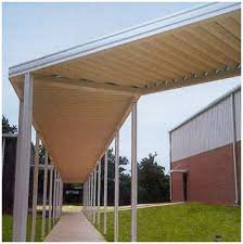 Exterior Awnings Belaire Engineering Architectural Awnings Company Products