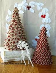 burlap christmas 21 burlap christmas decorations ideas to try this christmas