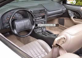 1999 Camaro Interior 1997 Chevrolet Camaro Z28 Camaro Cars