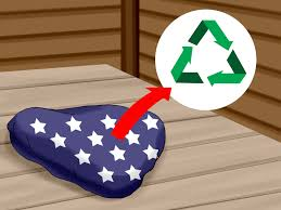 What Does The American Flag Look Like 3 Ways To Retire A U S Flag Wikihow