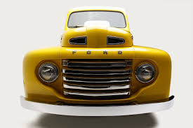 Classic Ford Truck Suspension - 1950 ford truck
