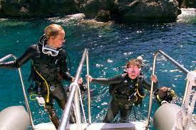padi open water diver course majorca