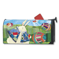 easter mailwraps and other magnetic mailbox covers crw flags