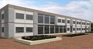 bureau préfabriqué bâtiment préfabriqué pour bureau en béton ossature métallique