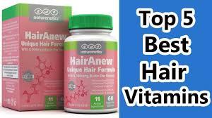 top 5 best hair vitamins reviews 2017 best vitamins for hair