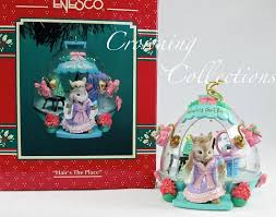 236 best hallmark ornaments images on mice