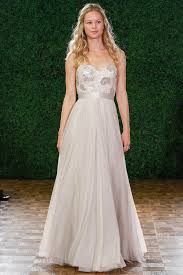 and blush wedding dresses from watters junebug weddings