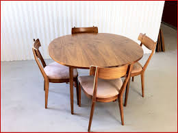 drexel dining room chairs mid century modern dining table set luxury mid century modern