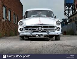 Ford Corier 1950 Ford Courier Shop Truck For A Custom Car Workshop Stock Photo