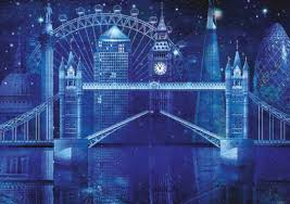 iconic london trade christmas cards