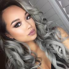 make up tips for salt and pepper hair 72 best angexla images on pinterest going gray gray hair and