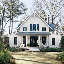 Southern Living Idea House 2014 by White Cottage Style Homes Cozy Cottage Style Homes Gallery