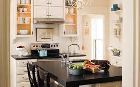 small kitchen design ideas pictures smart placement small kitchens ideas homes designs 13984