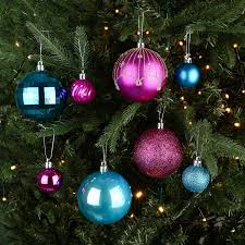 christow 63 luxury christmas tree baubles this is it stores uk