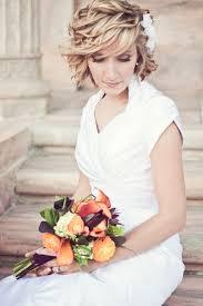 Schicke Frisuren Kurze Haare by 12 Hinreißende Und Schicke Brautfrisuren Für Kurze Und Mittellange