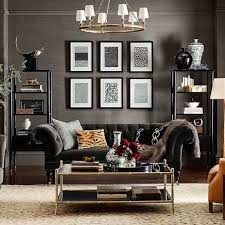 Formal Living Room Couches by Best 25 Black Sofa Ideas On Pinterest Black Couch Decor Black