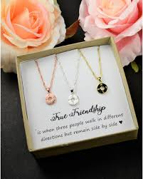 best friends friendship necklace images Amazing deal on graduation gifts compass necklace best friend gift