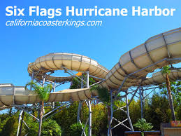 Six Flag Los Angeles Water Parks