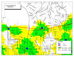 Verizon Coverage Map Colorado by Proposed Cell Phone Towers Porter Ranch Neighborhood Council