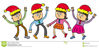 funny christmas party clipart clipartfest