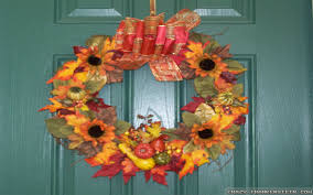 outdoor thanksgiving thanksgiving wreath wallpapers crazy frankenstein