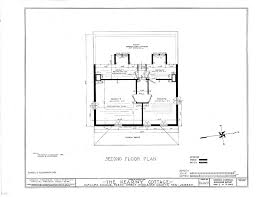 Saltbox House Floor Plans Simple Colonial Saltbox House Plans Placement House Plans 86701