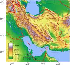Map Of Persian Gulf Iran To Connect Caspian Sea To Persian Gulf