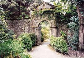 garden arch with gate ireland home outdoor decoration