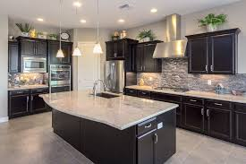 kitchen backsplash ideas black cabinets this kitchen with cabinets light granite