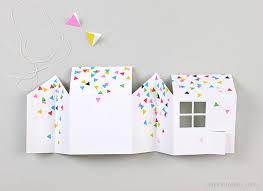 pop up house invitation mr printables