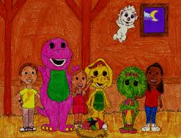 barney and friends with twinken by bestbarneyfan on deviantart