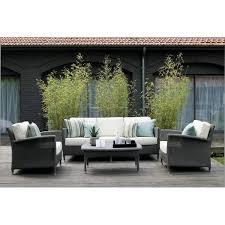canap lounge canapé outdoor 3 places lounge deauville vincent sheppard mise en